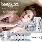 Introducing Fleshlight Quickshot Pulse