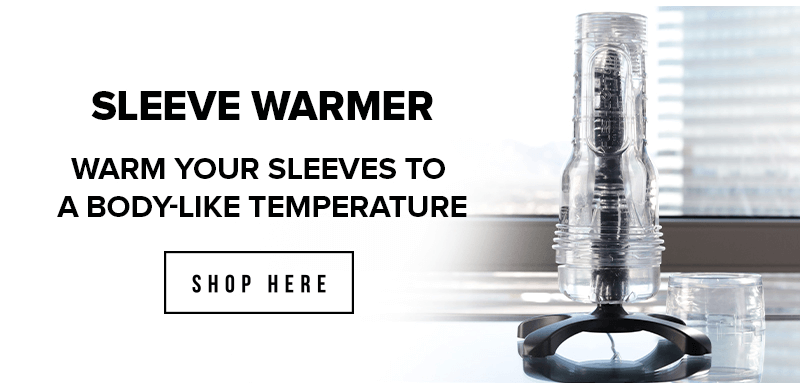 Fleshlight Sleeve Warmer - Top Selling Product