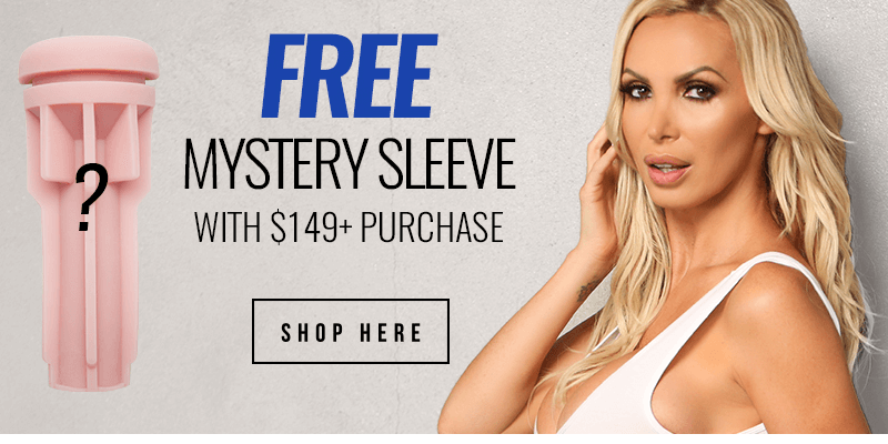 Free Fleshlight Mystery Sleeve