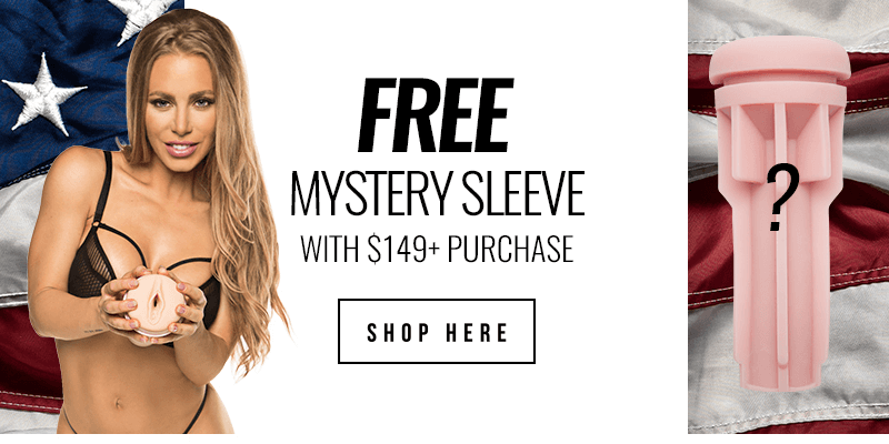 Free Fleshlight mystery sleeve