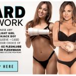 Hard at work Fleshlight sale