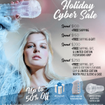 Holiday cyber sale