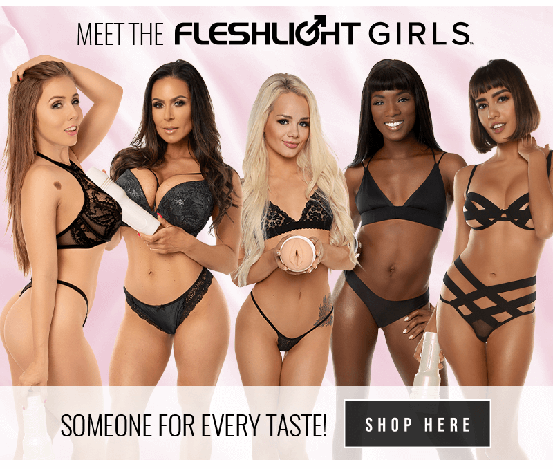 Meet the Fleshlight Girls