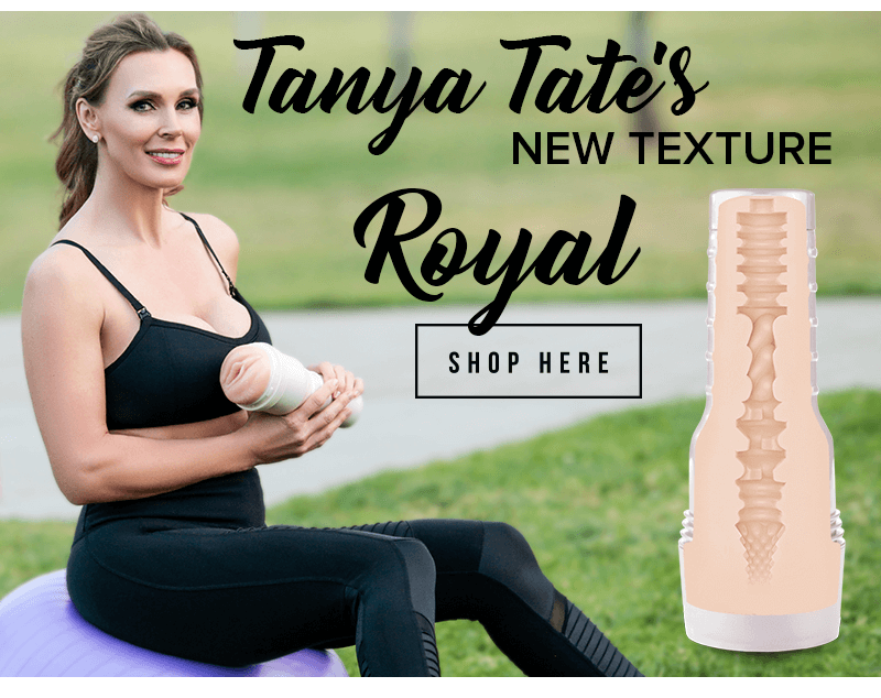 Fleshlight Girl Tanya Tate - New Texture - Royal