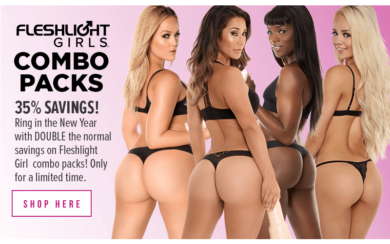 Fleshlight Girls - 35 Percent Savings!