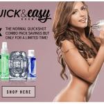 Fleshlight Quickshot Double Savings