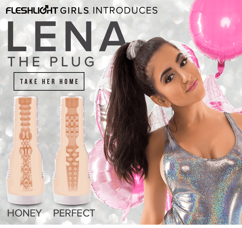 Meet Newest Fleshlight Girls Lena the Plug