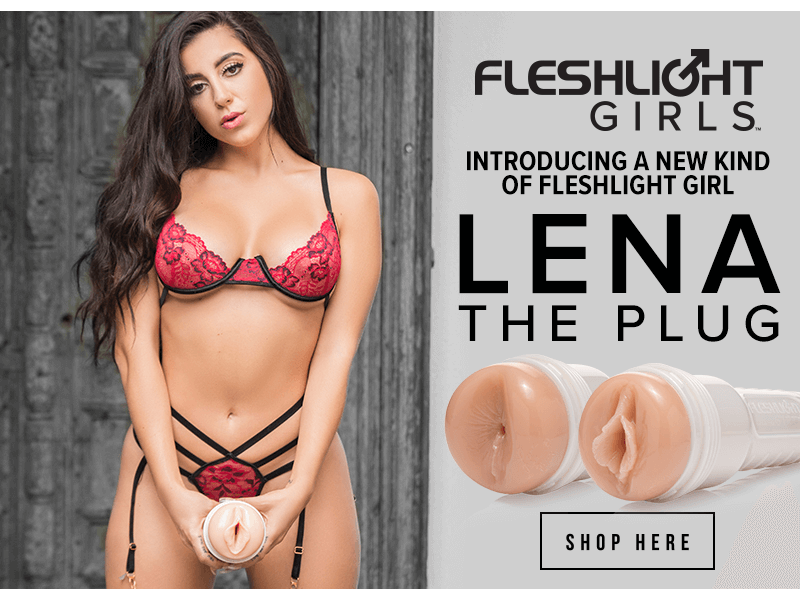 Fleshlight Girls Lena the Plug