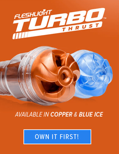 Introducing New Fleshlight Turbo Thrust Copper and Blue Ice