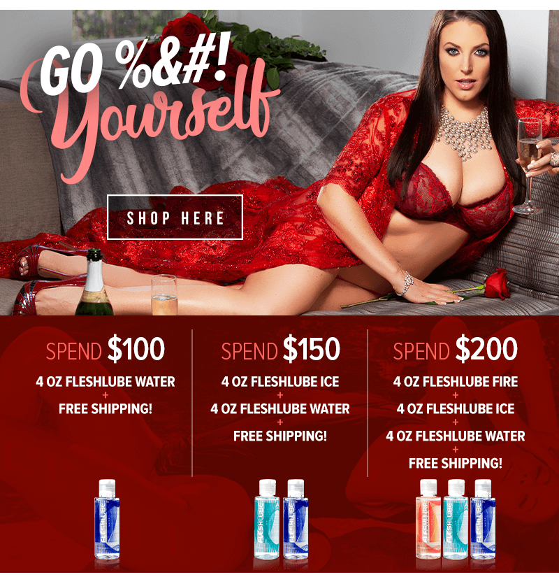 Fleshlight Valentine's Day Sale