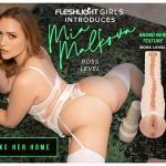 Fleshlight Girls Introduces Mia Malkova New Texture - Boss Level
