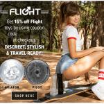 Fleshlight Flight - Save 15 Percent