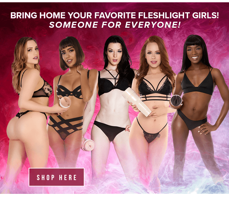 Fleshlight Girls - Someone for Everyone