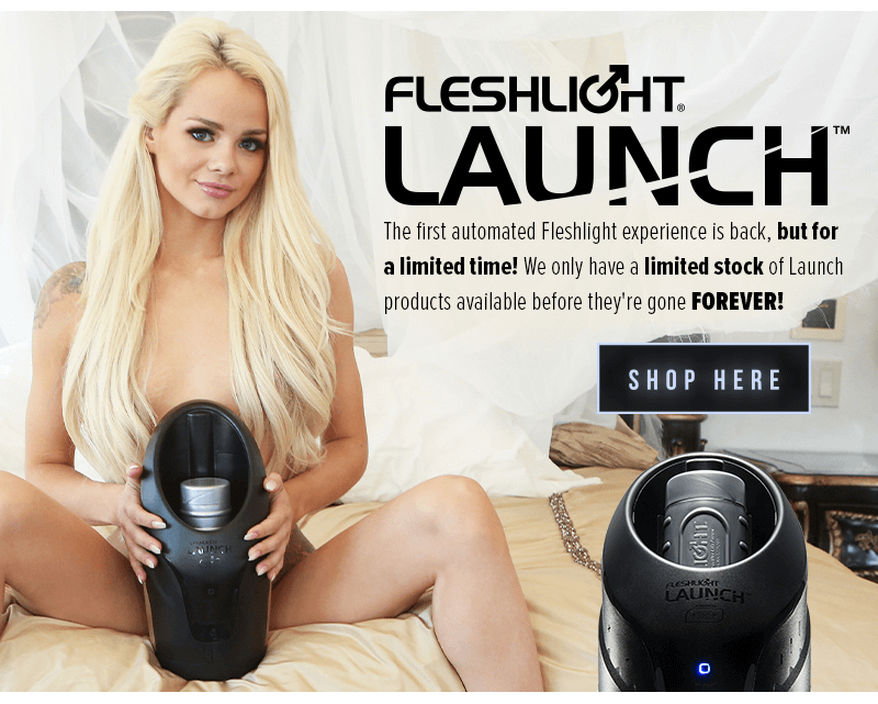 Fleshlight Launch