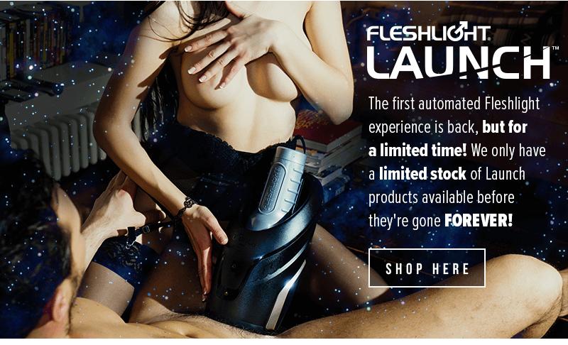 Fleshlight Launch