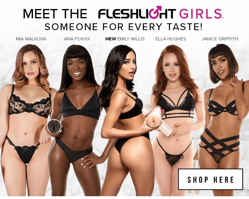 Meet the Fleshlight Girls - Someone for every taste!