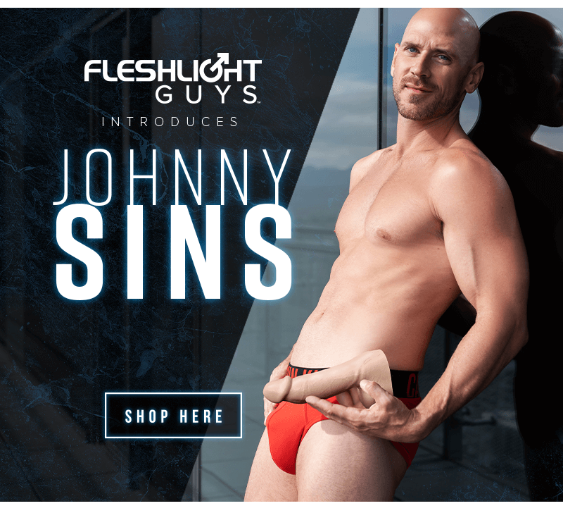 Fleshlight Guys Introduces Johnny Sins
