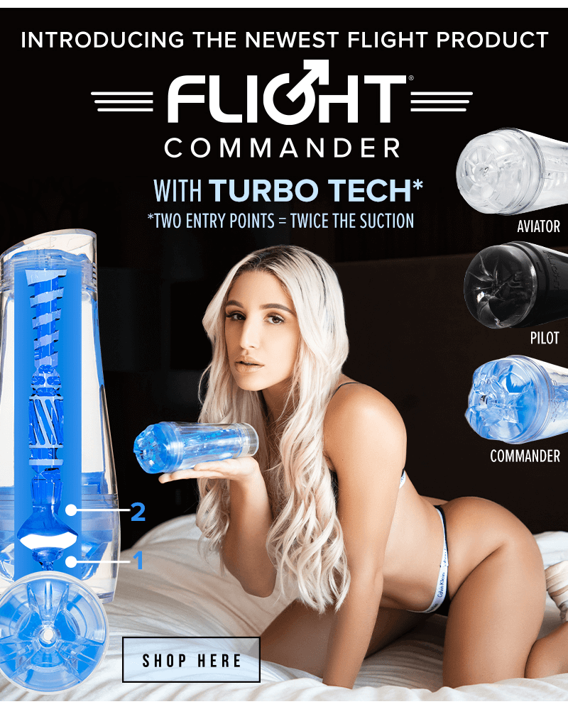 Introducing the newest Flight product. Flight Commander with Turbo Tech