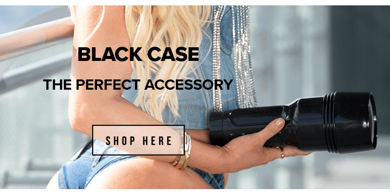 Fleshlight Black Case - Top Selling Product