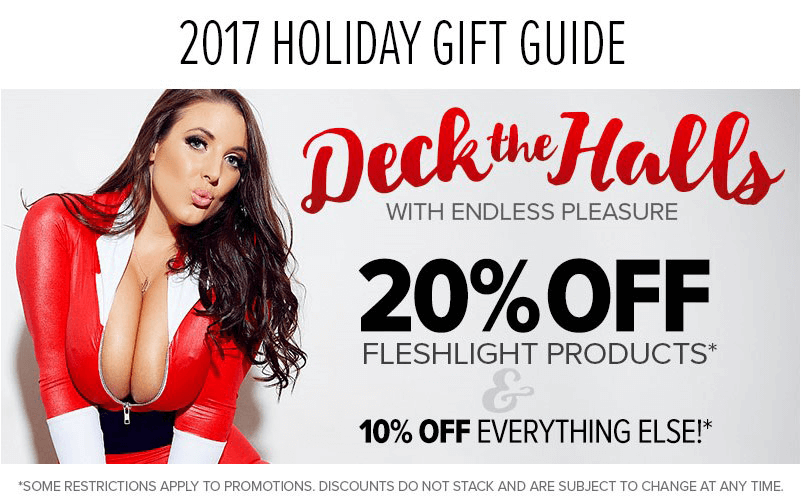 Fleshlight Deck the Halls Sale