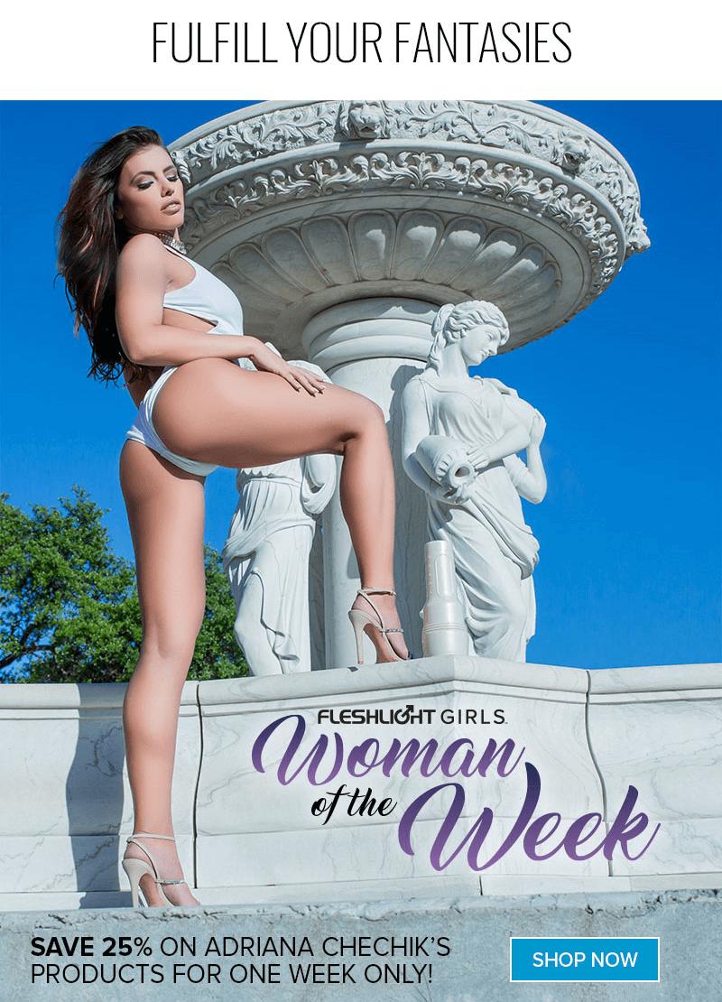 Fleshlight Girl Adriana Chechik - One week sale