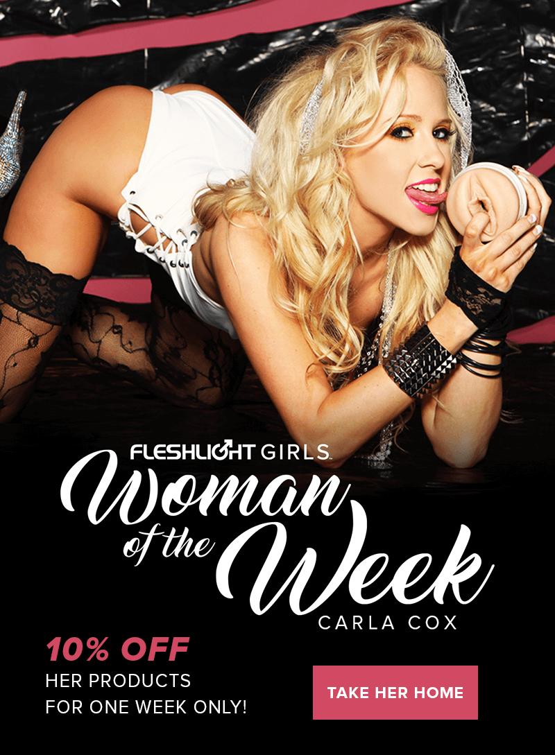 Fleshlight Girl Carla Cox - One week sale
