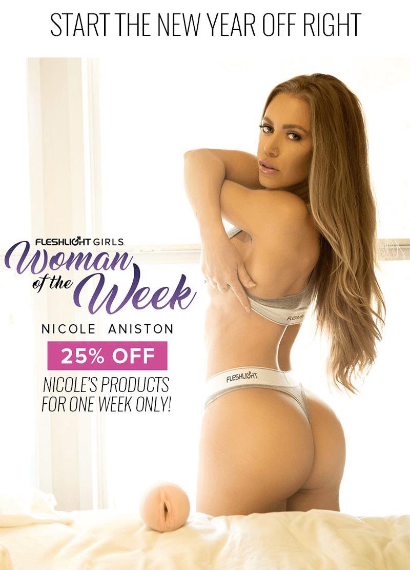 Fleshlight Girl Nicole Aniston - One week sale