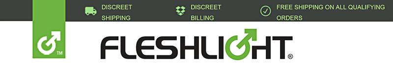 Fleshlight - Discreet Shipping, Discreet Billing, Free Shipping On All Qualifying Orders