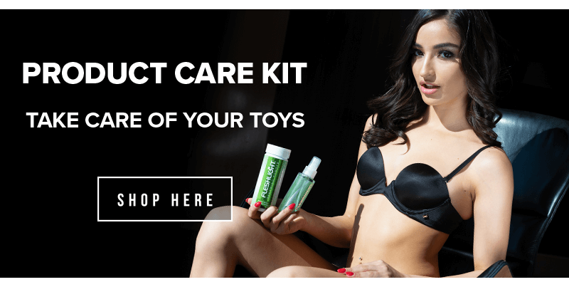 Fleshlight Product Care Kit - Top Selling Product