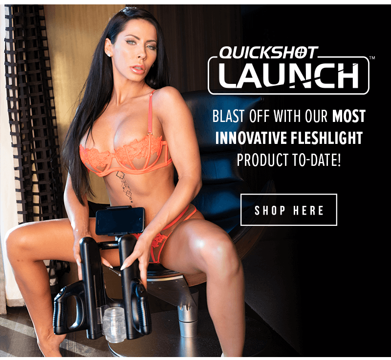 Fleshlight Quickshot Launch