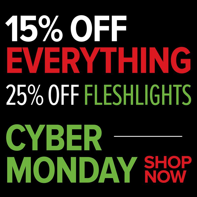 Fleshlight Cyber Monday Sale
