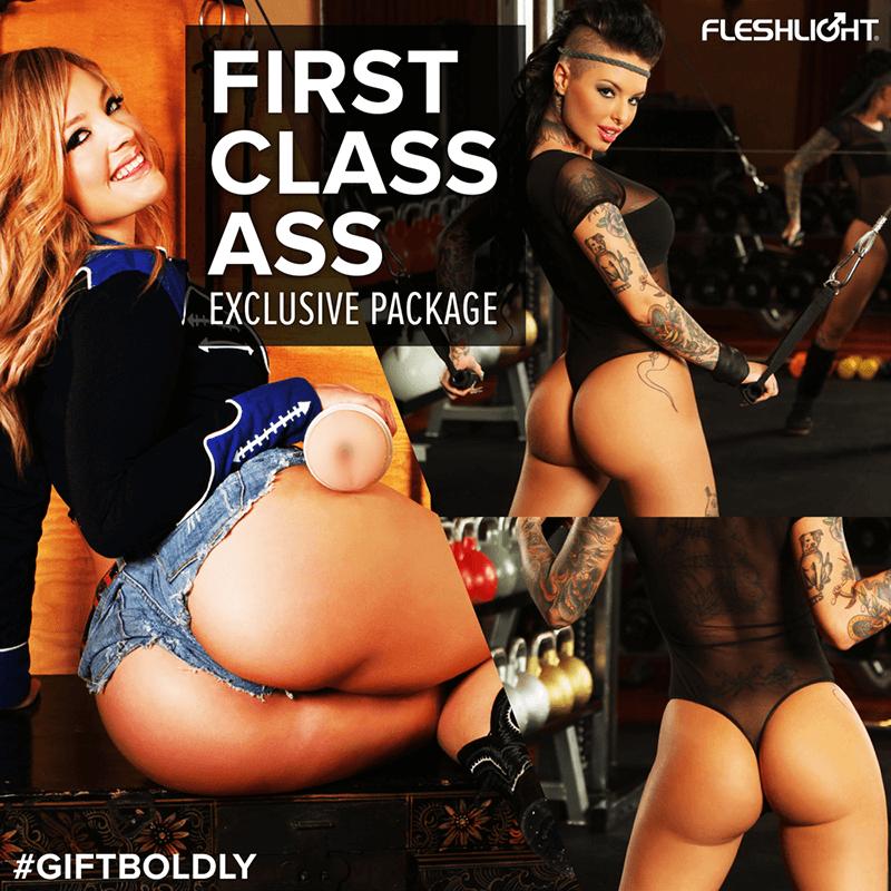 Fleshlight First Class Ass Exclusive Pack