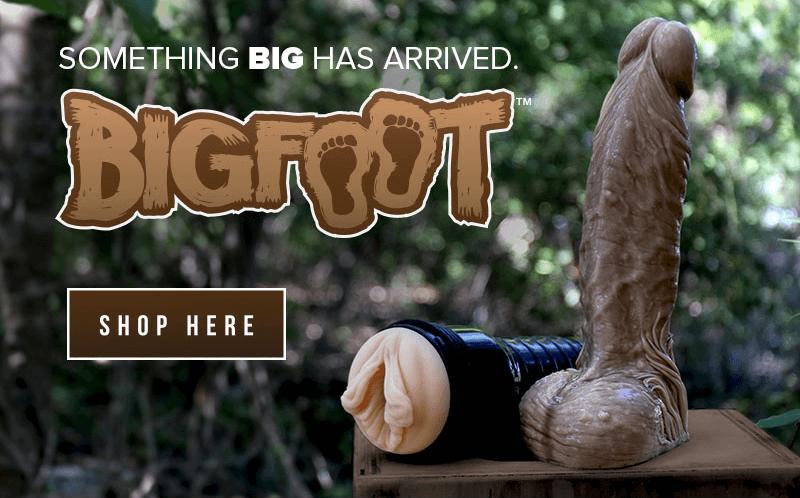 Fleshlight Freaks Bigfoot