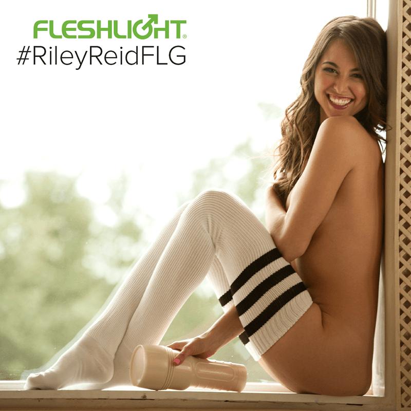 Fleshlight Girl Riley Reid