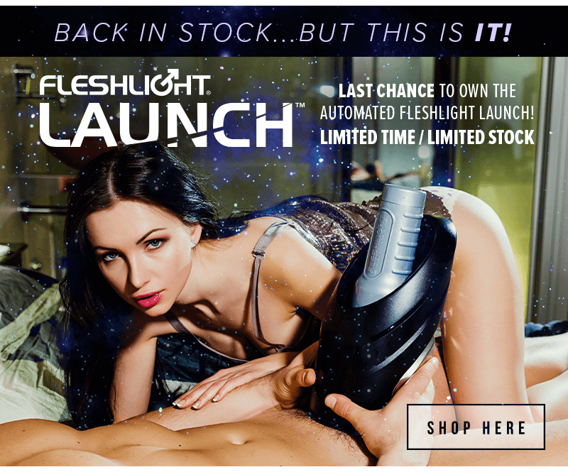 Fleshlight Launch - Back in Stock