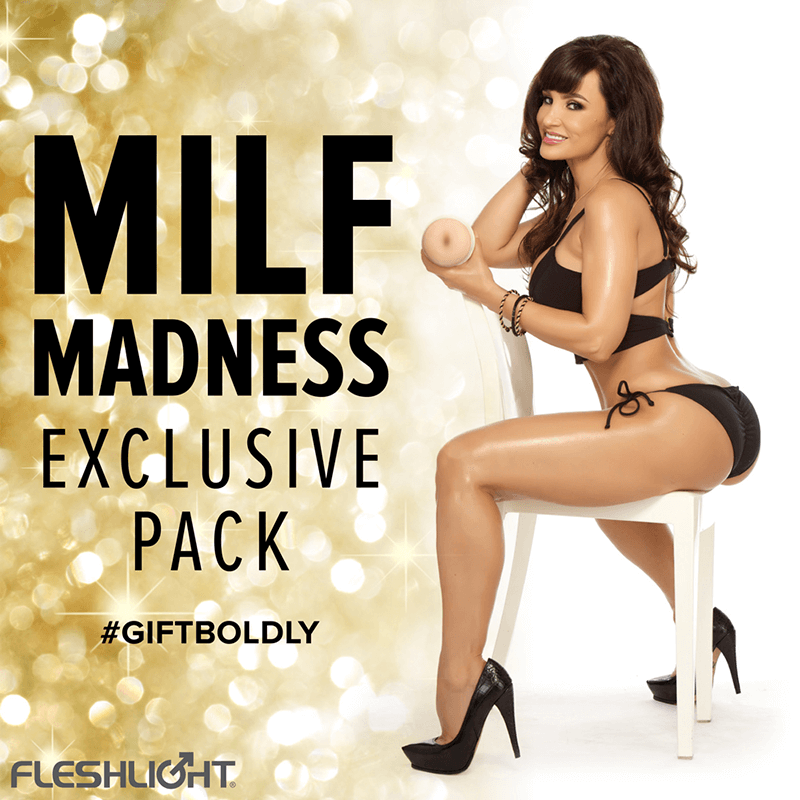 Fleshlight MILF Madness Exclusive Pack