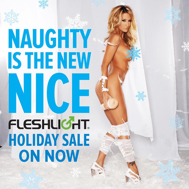 Fleshlight Naughty is the New Nice Sale