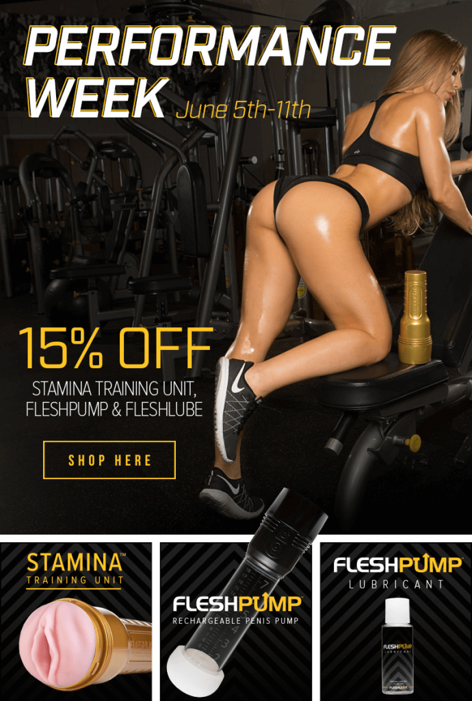 Fleshlight Performance Products