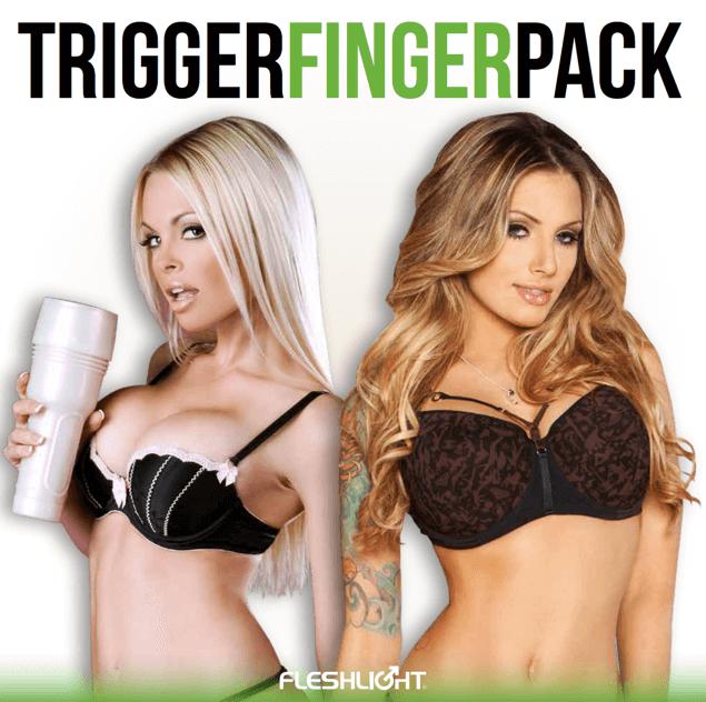 Fleshlight Trigger Finger Combo Pack