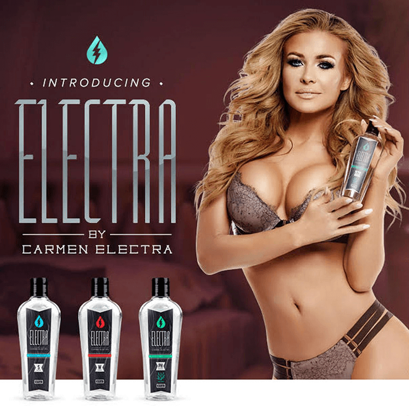 Introducing Electra by Carmen Electra