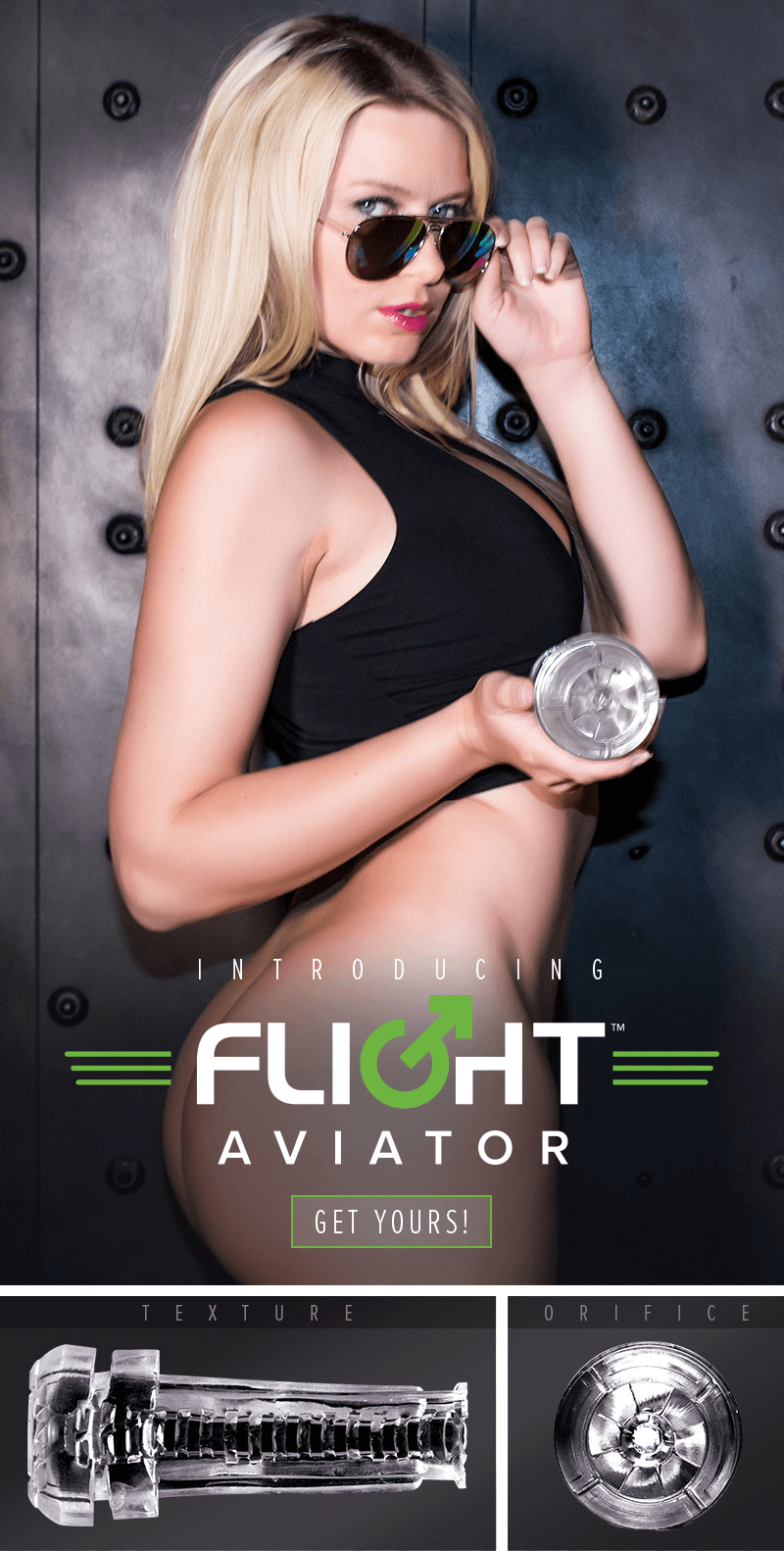 Introducing Fleshlight Flight Aviator
