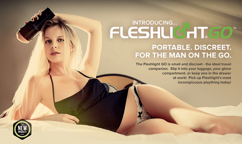 Introducing Fleshlight GO