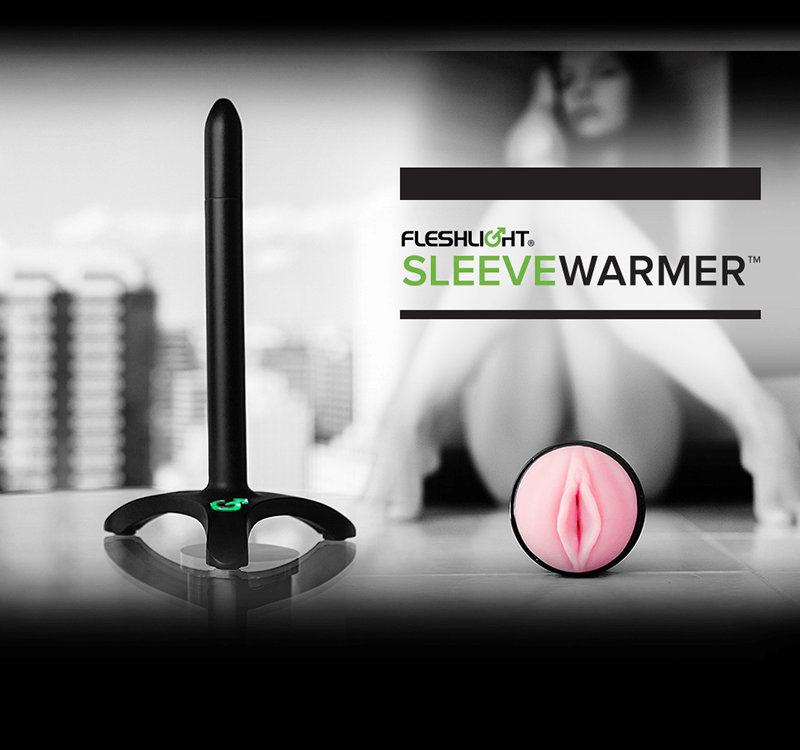 Introducing the Fleshlight Sleeve Warmer