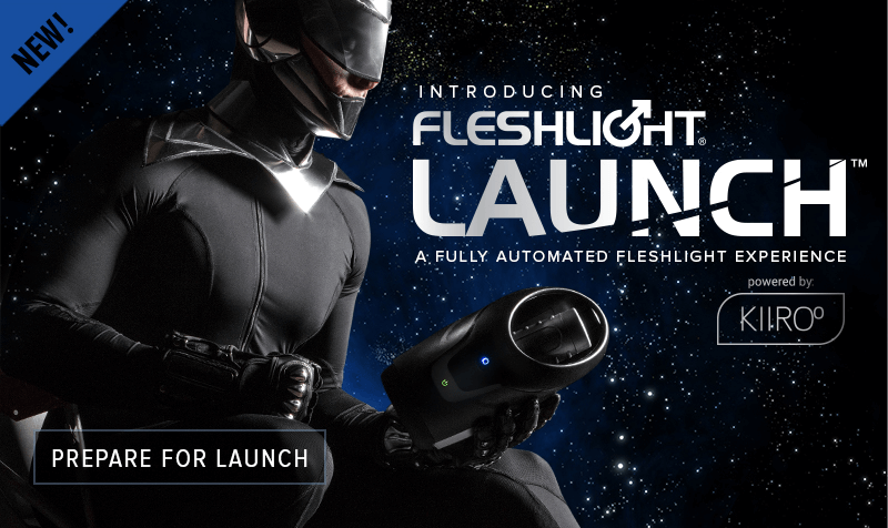 Introducing New Fleshlight Launch