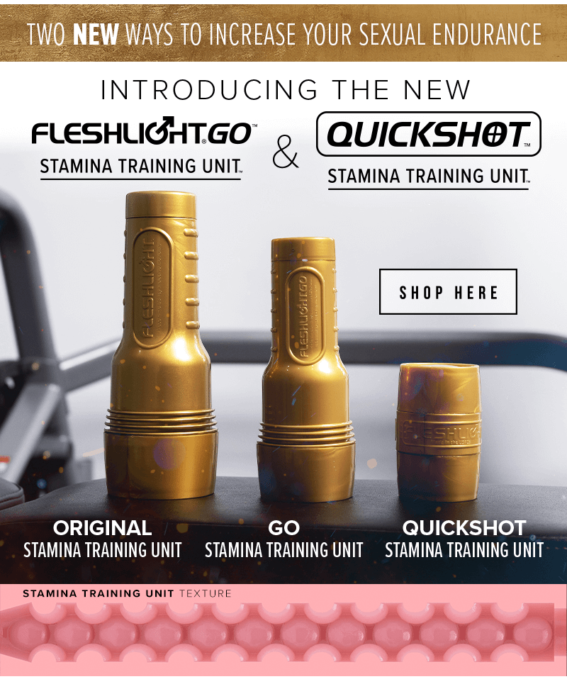 Introducing the New Quickshot Stamina Training Unit and the New GO Stamina Training Unit
