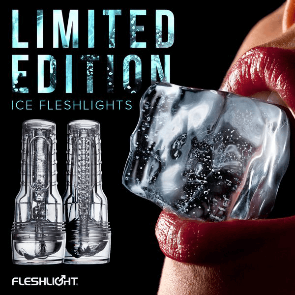 Limited Edition Ice Fleshlights