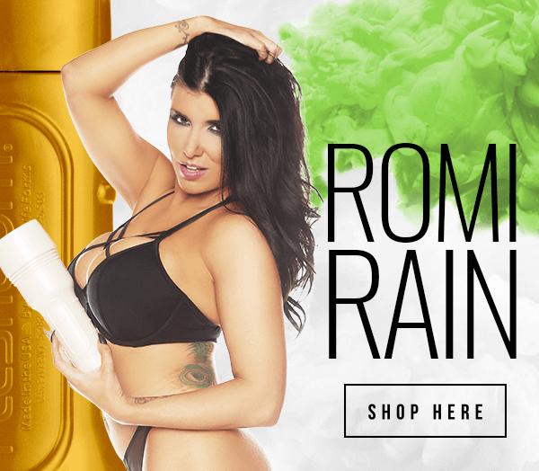 New Fleshlight Girl Romi Rain Storm texture