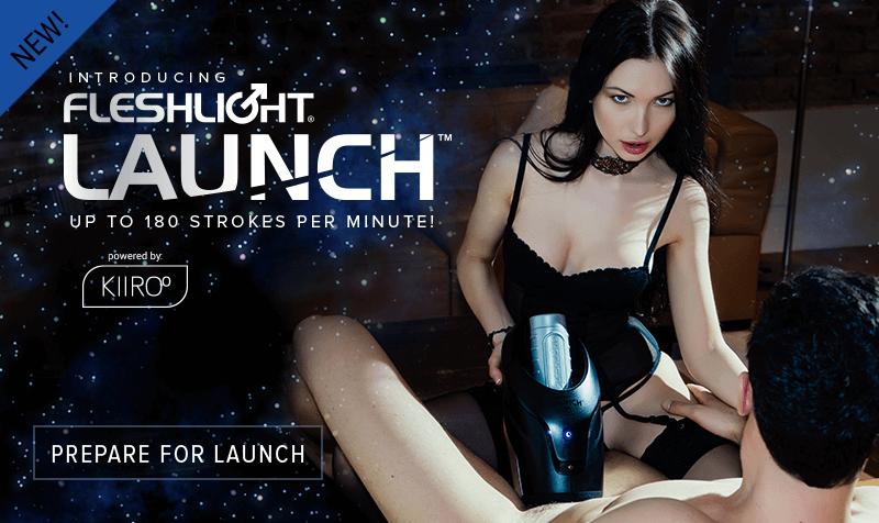 New Fleshlight Launch