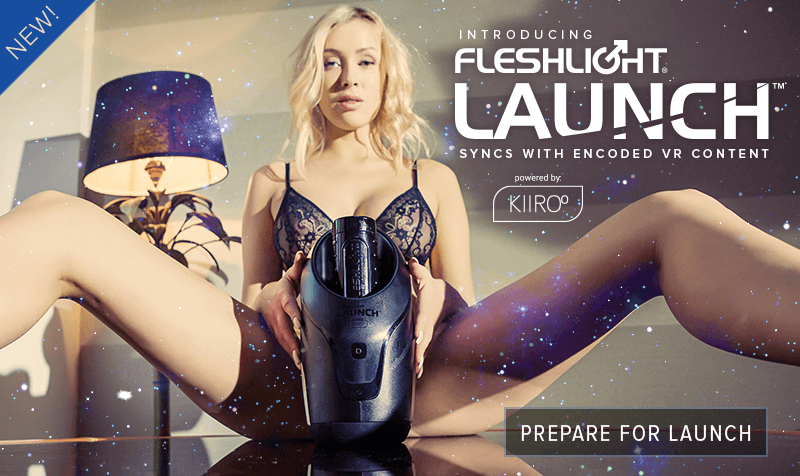 New Fleshlight Launch