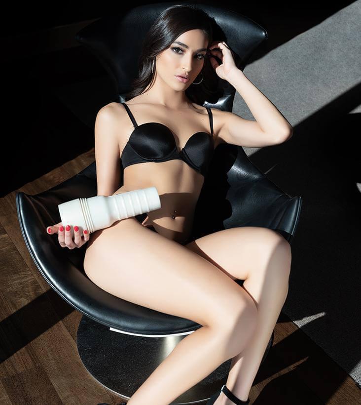 Emily Willis Fleshlight - Pornstar Masturbation Sleeve for Men